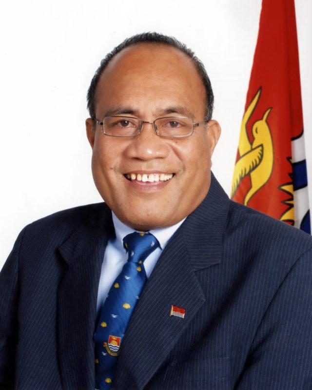 Kiribati President Taneti Maamau
