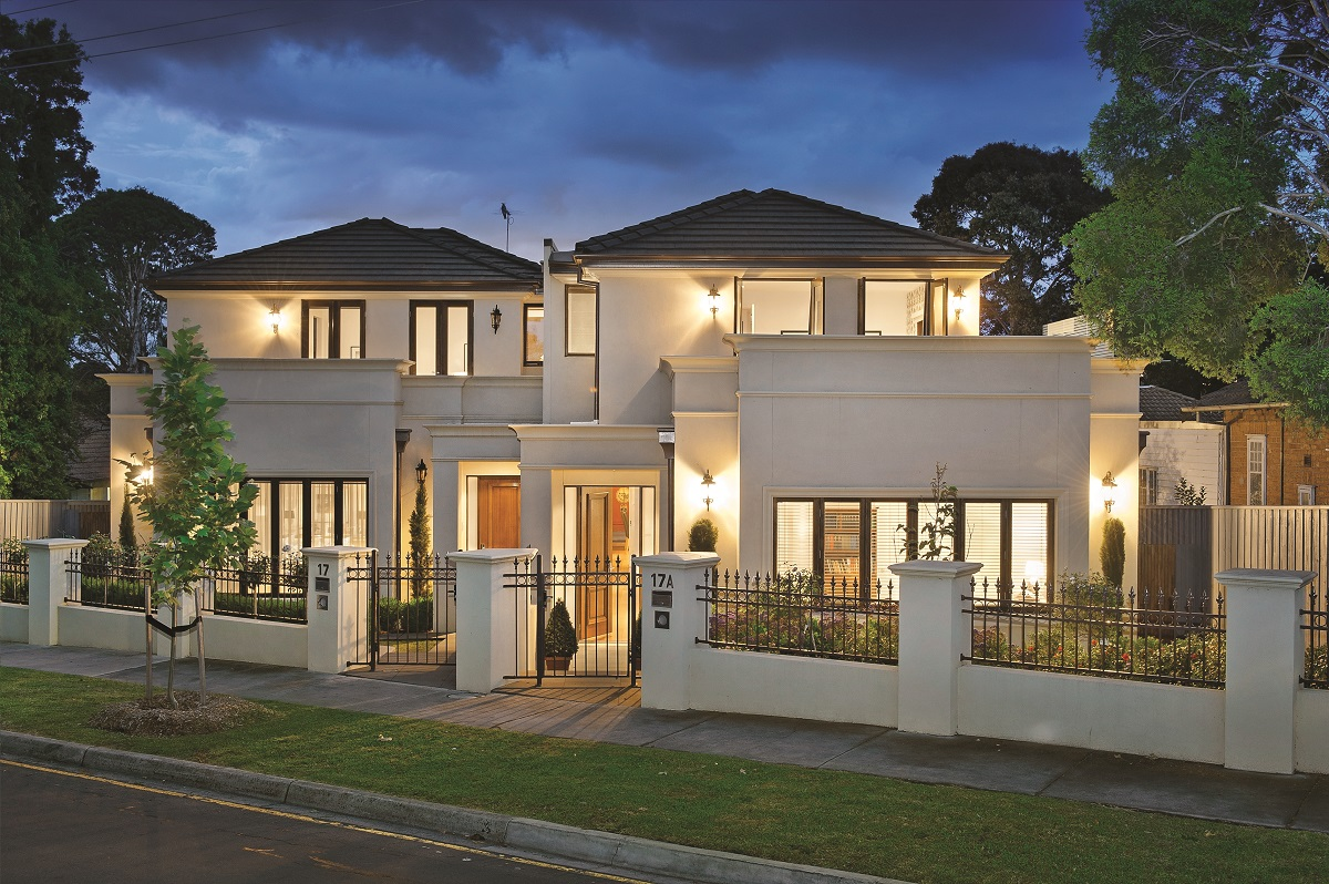 Carmel Homes Builder Balwyn Luxury Townhouses