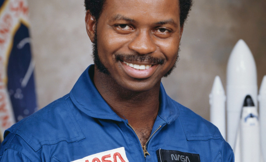 Dr. Ronald Mcnair - second African American to go into space