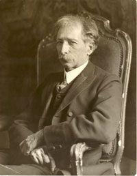 Jean-Baptiste Louis Bourgeois - Designer of Mashriqu'l-Adhkar at Wilmette