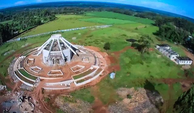 Kenya Bahai house