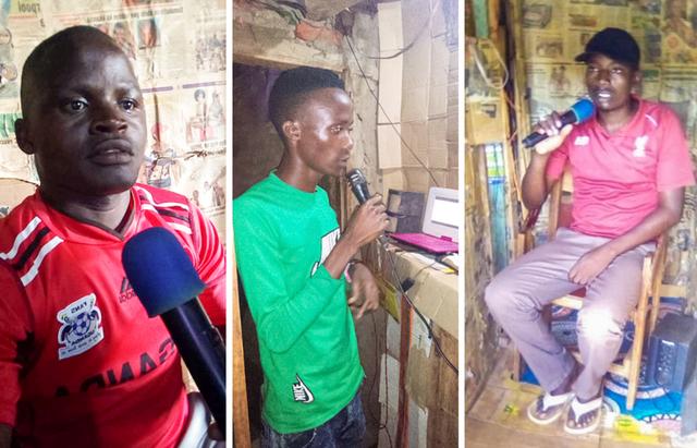 Radio broadcasts in Uganda comfort and inspire amidst crisis