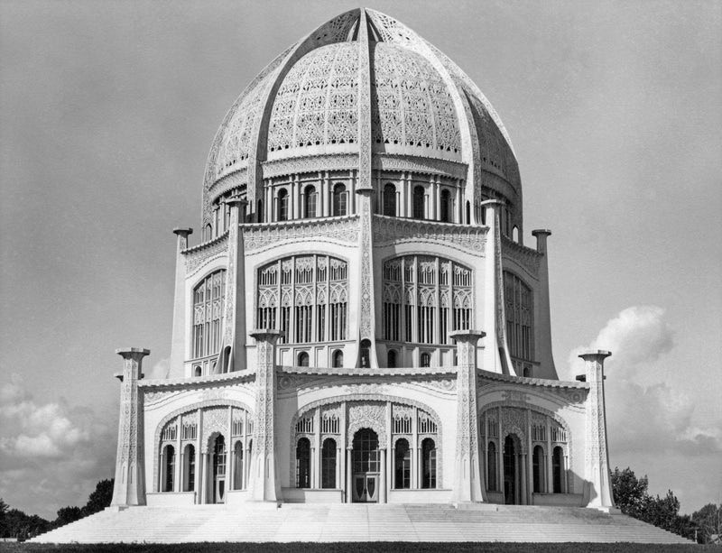 Wilmette Baha'i House of Worship