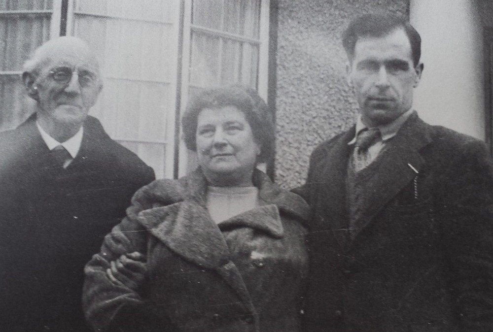George Townsend, Nancy Townshend, and Brian Townshend