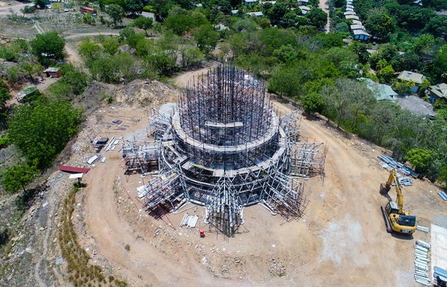 Papua New Guinea: House of Worship takes shape | BWNS