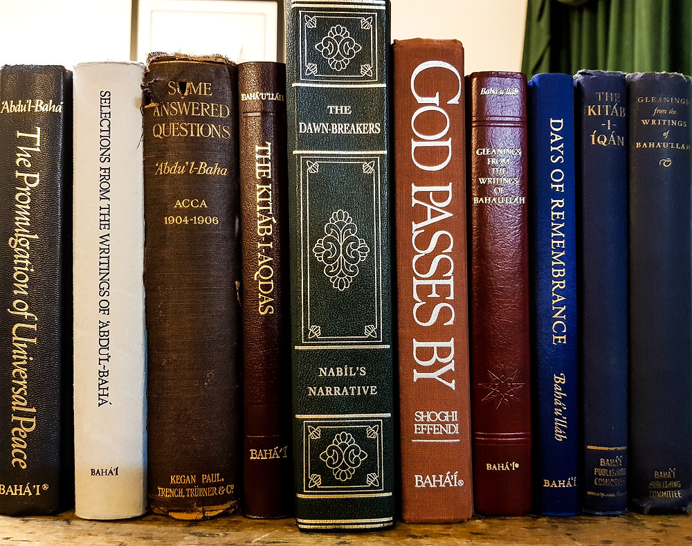 Bahai books knowledge