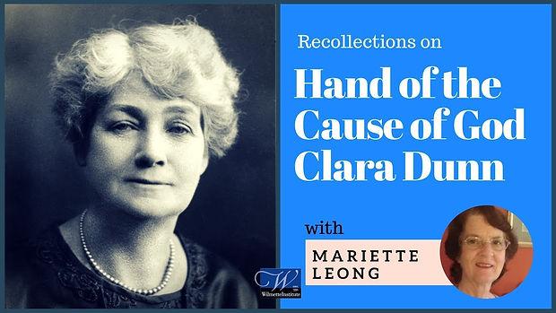 Recollections Clara Dunn.jpg