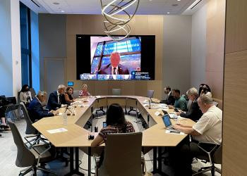 """Strengthening Civil Society: """"UNmute"""" Working Group Meets in New York and Online"""