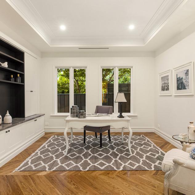 Luxury custom study