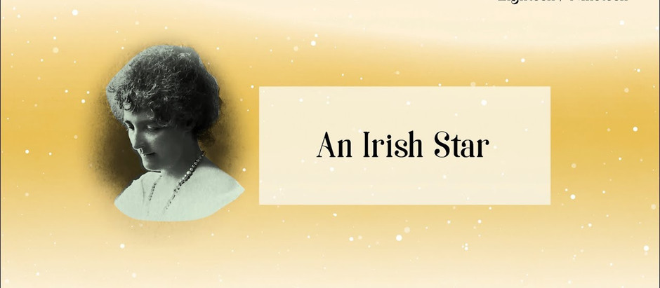 Irish Bahá'í community Bicentenary of the Birth of the Báb - Video 18: An Irish Star