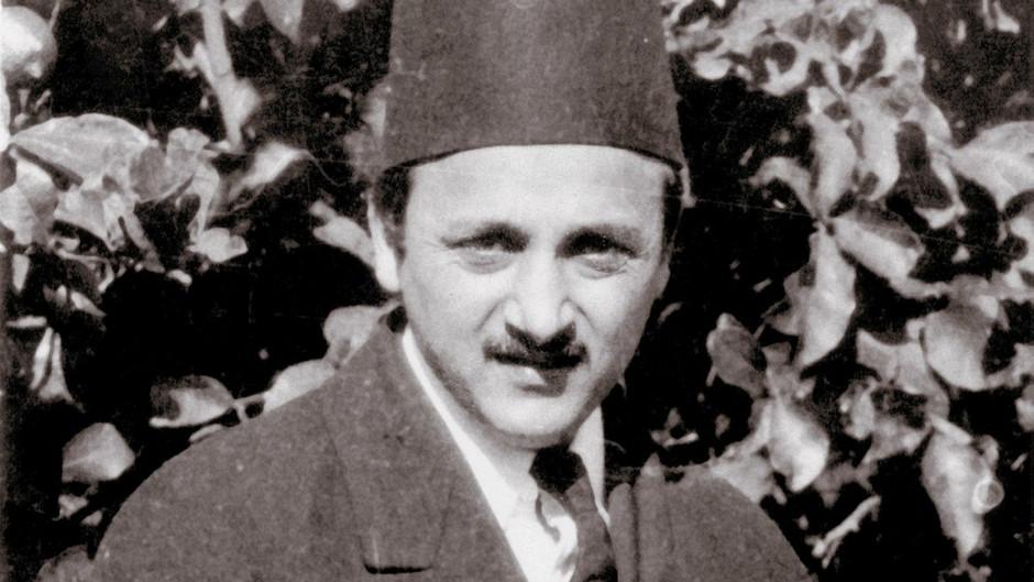 The Guardian of the Bahá'í Faith - Shoghi Effendi