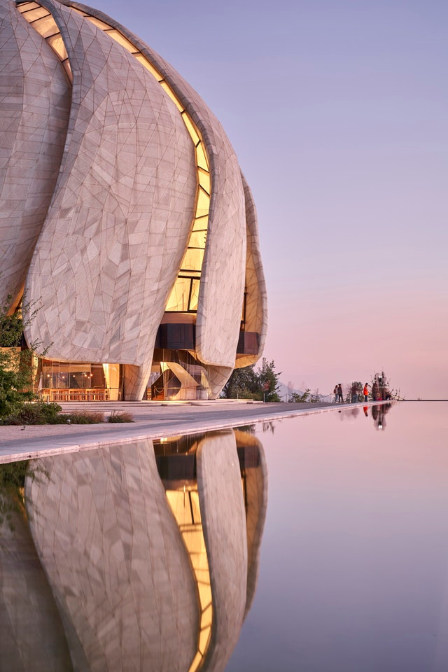 The Baha'i House of Worship for South America