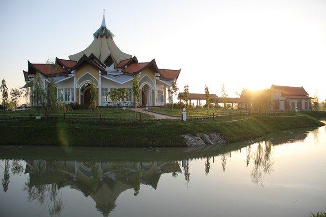 Bahá'í House of Worship in Battambang, Cambodia