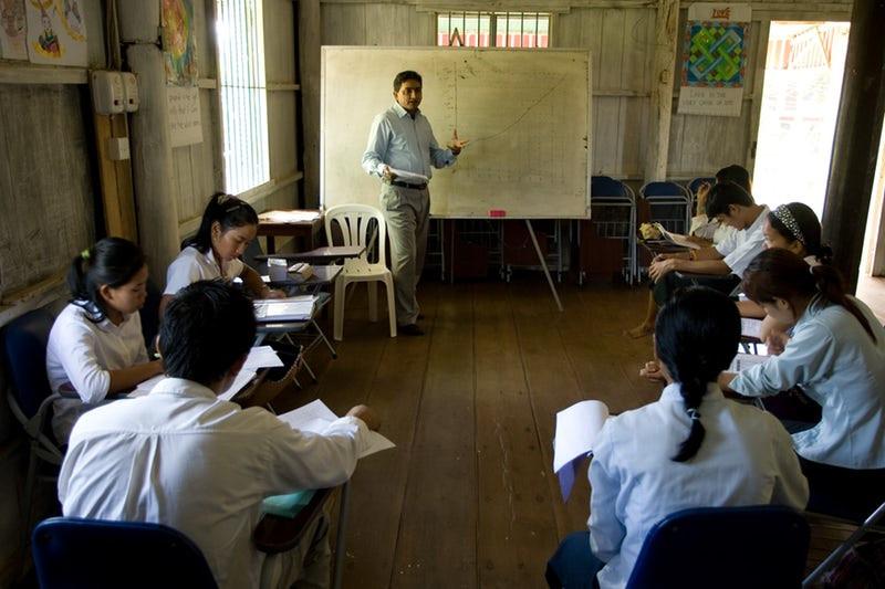 Cambodia Baha'i Education and Development