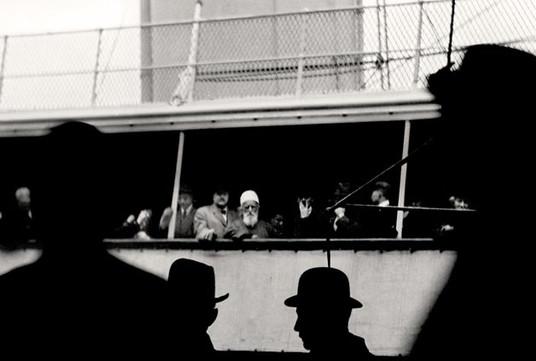'Abdu'l-Baha in SS Cedric