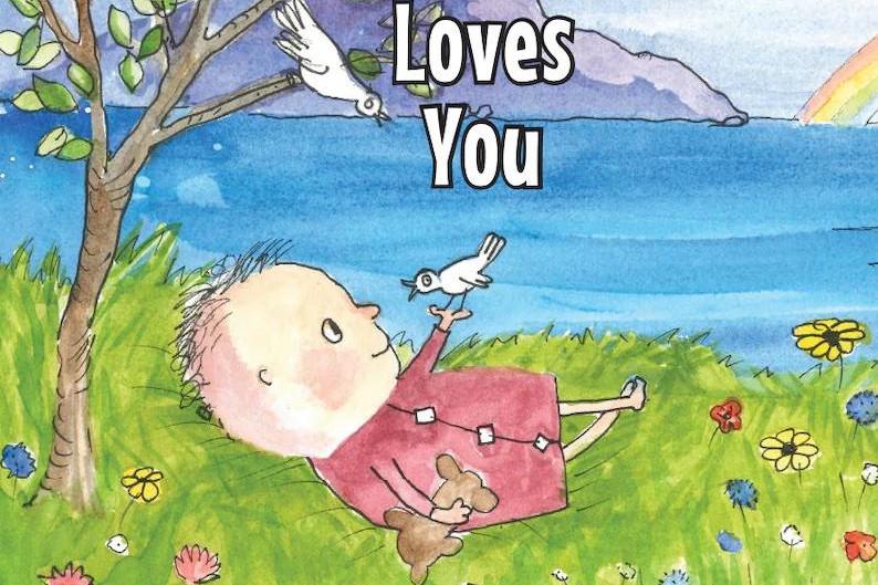 Baha'u'llah Loves You by Sara Gore
