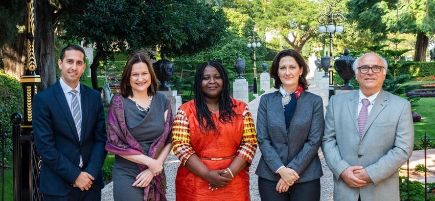 Baha'i International Development Organization board of directors meets