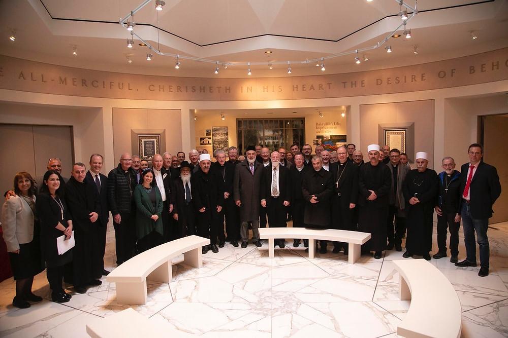 Baha'i World Centre Interfaith