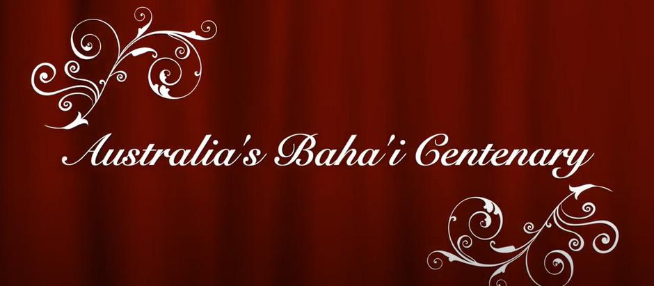 Shadow Puppet - Celebrating Australia's Baha'i Centenary