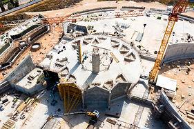 20210530-shrine-abdulbaha-first-columns-