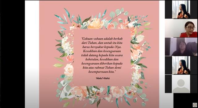Indonesia Baha'i Faith