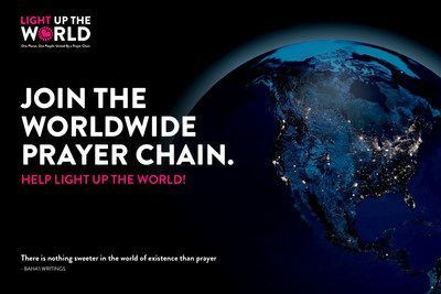 Light Up The World - Global Prayer Chain in Response to Covid-19