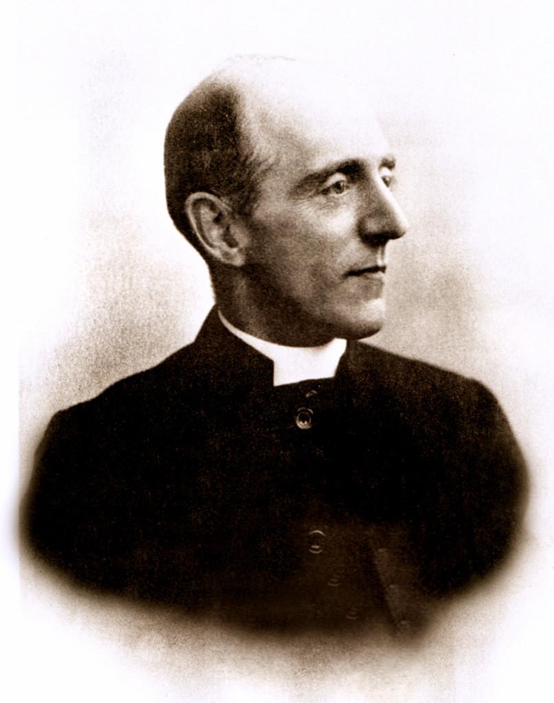 George Townshend as a young clergyman