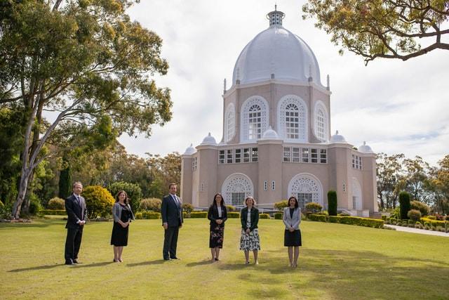 Baha'i House of Worship Australia