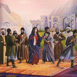 Táhirih Discovers The Báb