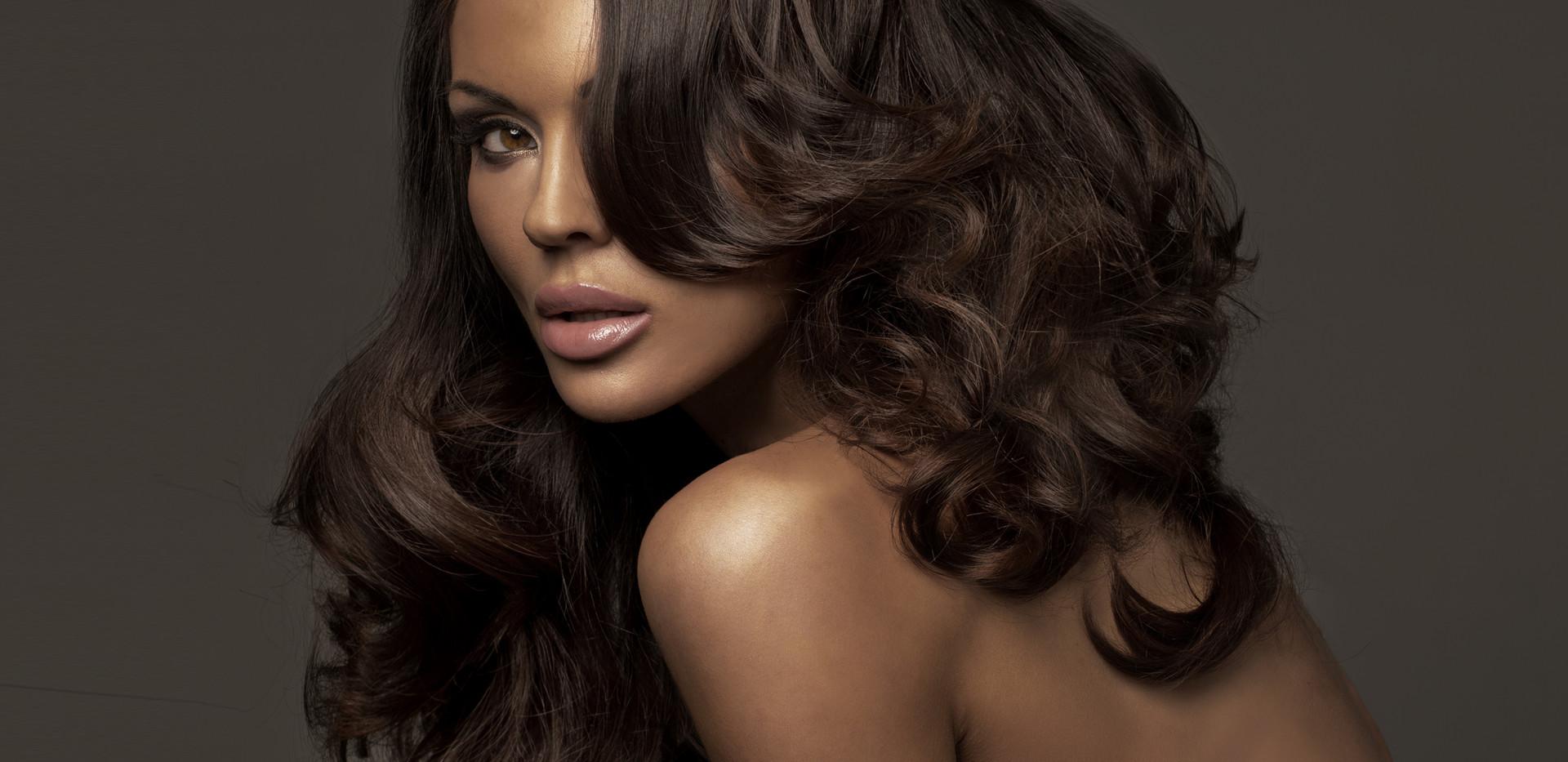 Curls luscious