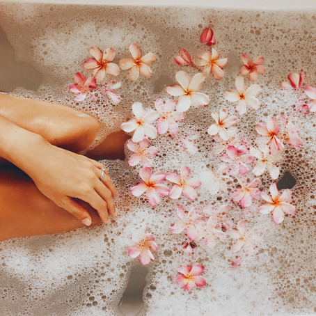 The best self care refreshes your body and spirit