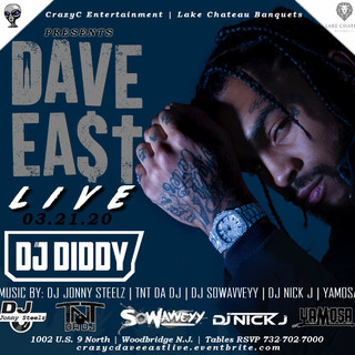Dave East - New Jersey Concert