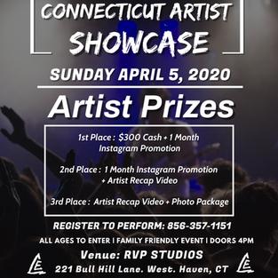 Connecticut Artist Showcase