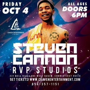 Steven Cannon - Connecticut Concert