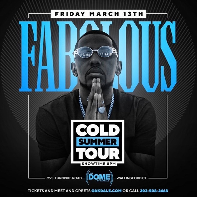 Fabolous - Connecticut Concert