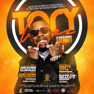 Tory Lanez Live In Baltimore, MD