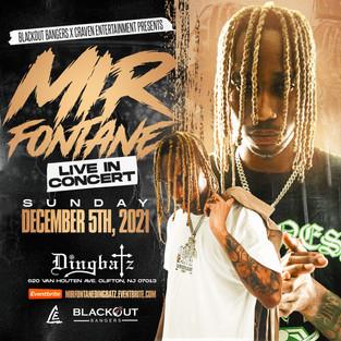 Mir Fontane  New Jersey Concert