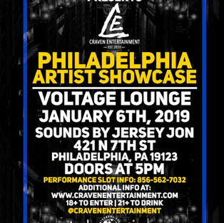 Philadelphia Artist Showcase