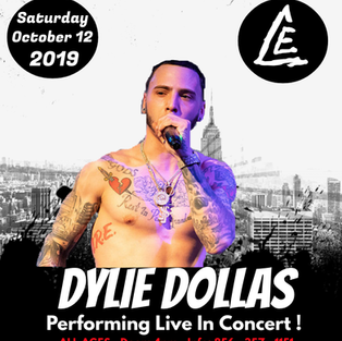 Dylie Dollas - New Jersey Concert