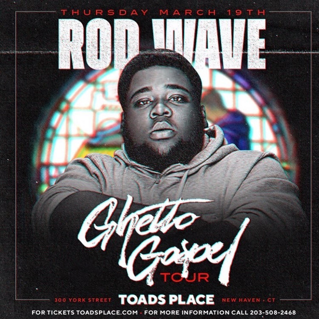 Rodwave - Connecticut Concert