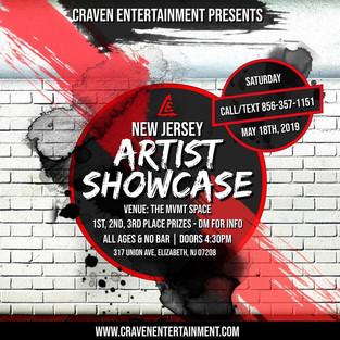 NJ Showcase - May 18, 2019