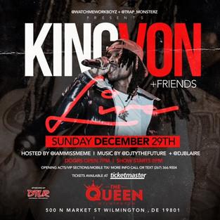 King Von - Delaware Concert
