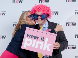 Politics goes pink for breast cancer awareness