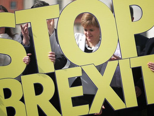 SCOTLAND HAS HAD ENOUGH OF BEING IGNORED – SNP LAUNCH EURO CAMPAIGN