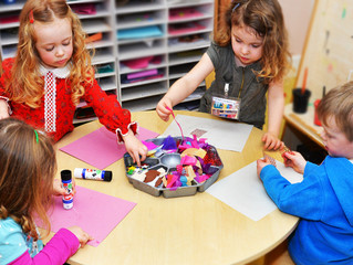 SPENDING ON FREE CHILDCARE TO DOUBLE TO £840 MILLION A YEAR