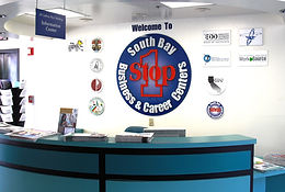 south bay one-stop business and career centers services