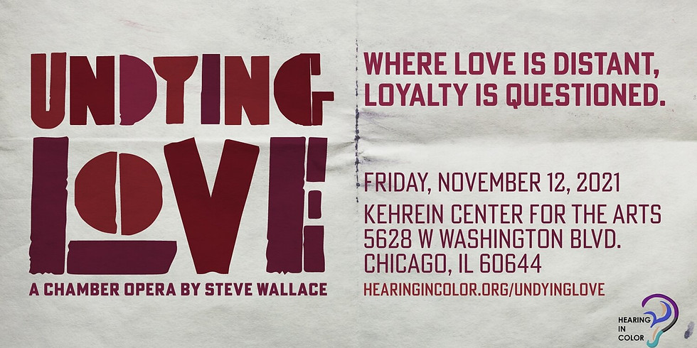 """Hearing in Color's """"Undying Love"""""""