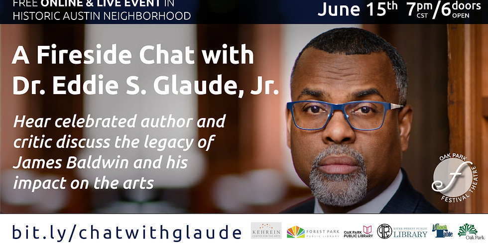 A Fireside Chat With Dr. Eddie S. Glaude, Jr.