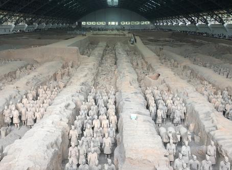 Reistips China; Xian