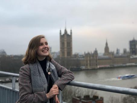 Au Pair in Engeland: Samira